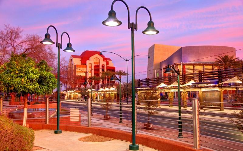 Mesa at dusk, Moving to Mesa Arizona, Living in Phoenix real estate agents (5)