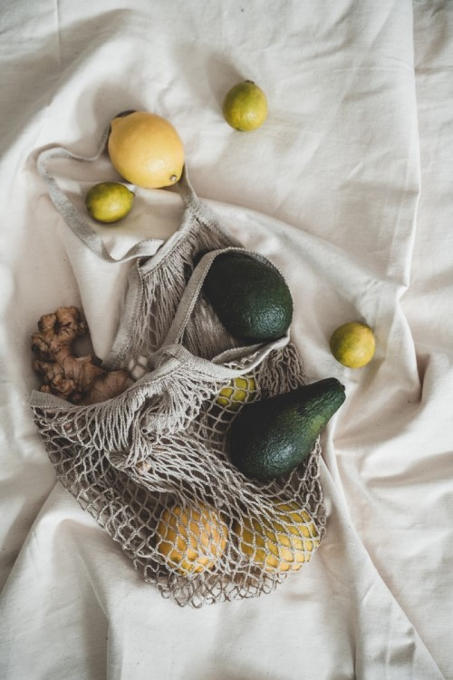 reusable bag with produce, 10 things to know before moving to Phoenix Arizona