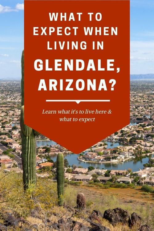 Living in Glendale, Living in Phoenix real estate