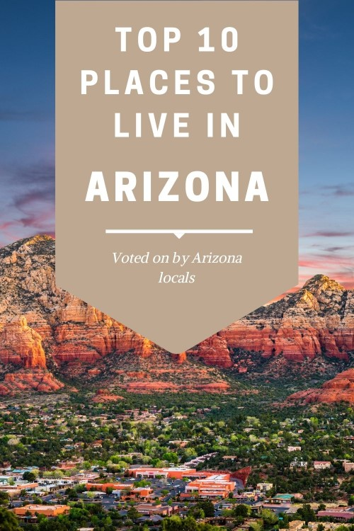 Best Places to Live in Arizona, Living in Phoenix real estate