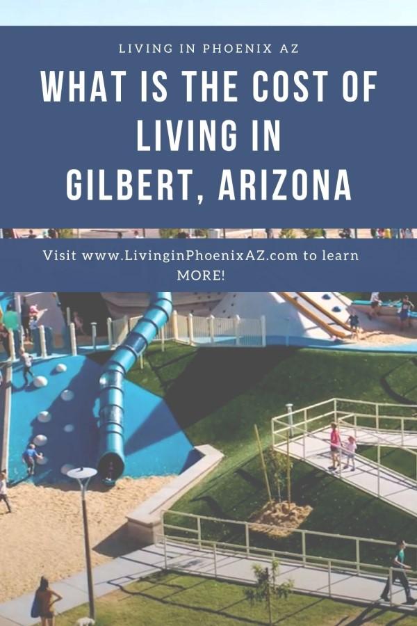 Cost of Living in Gilbert Arizona, Living in Phoenix real estate (1)