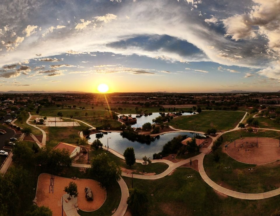 Discovery Park in Gilbert, AZ, Cost of Living in Gilbert Arizona, Living in Phoenix real estate