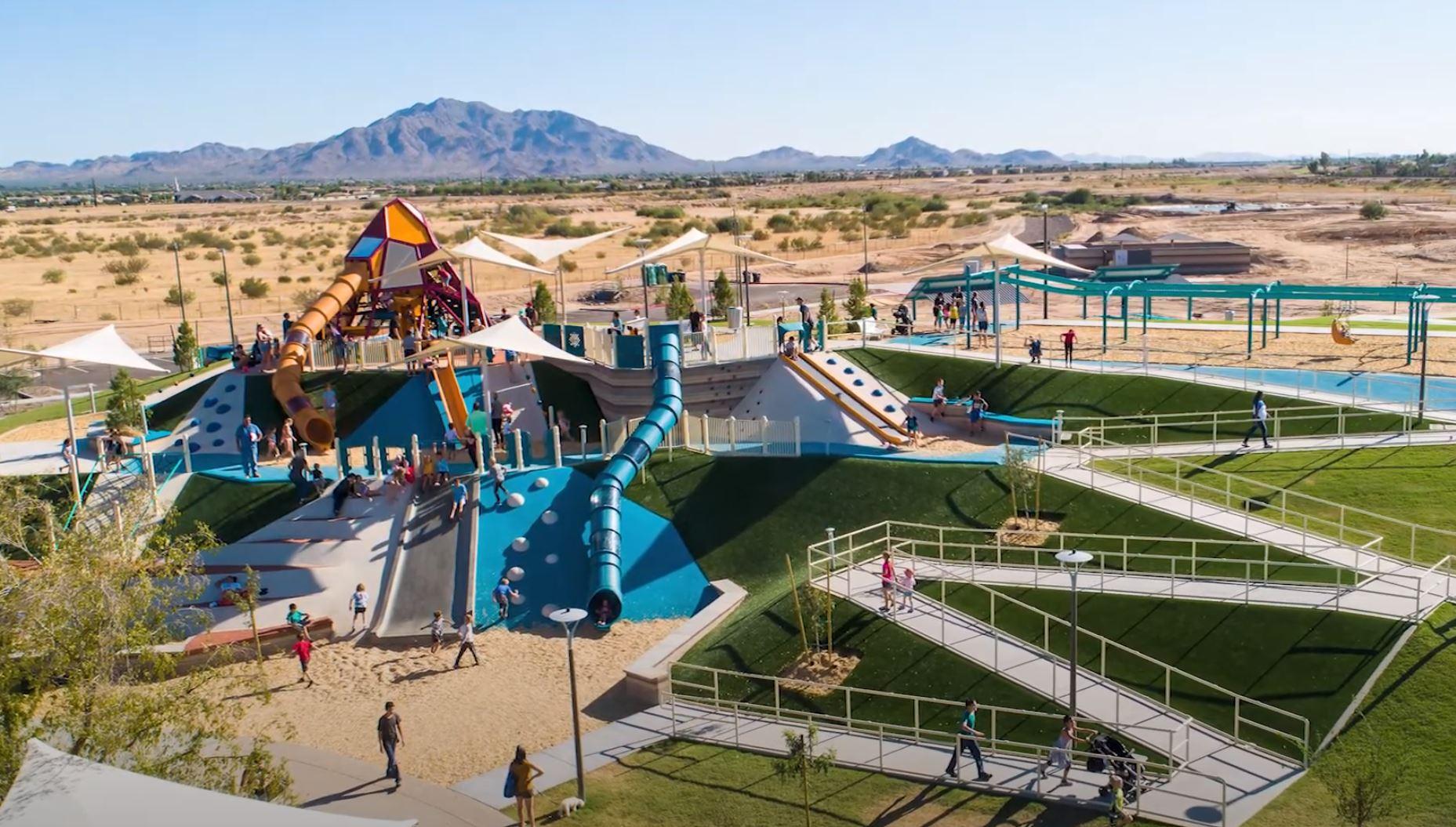 Gilbert parks, Cost of Living in Gilbert Arizona, Living in Phoenix real estate