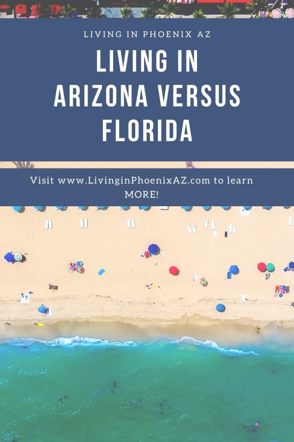 Living in Phoenix vs Florida, Living in Phoenix real estate (1)
