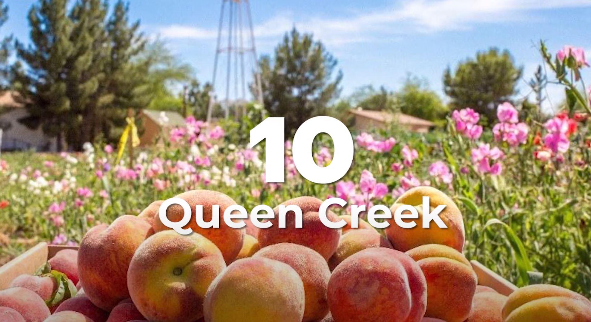 Queen Creeak, Best Places to Live in Arizona, Living in Phoenix real estate