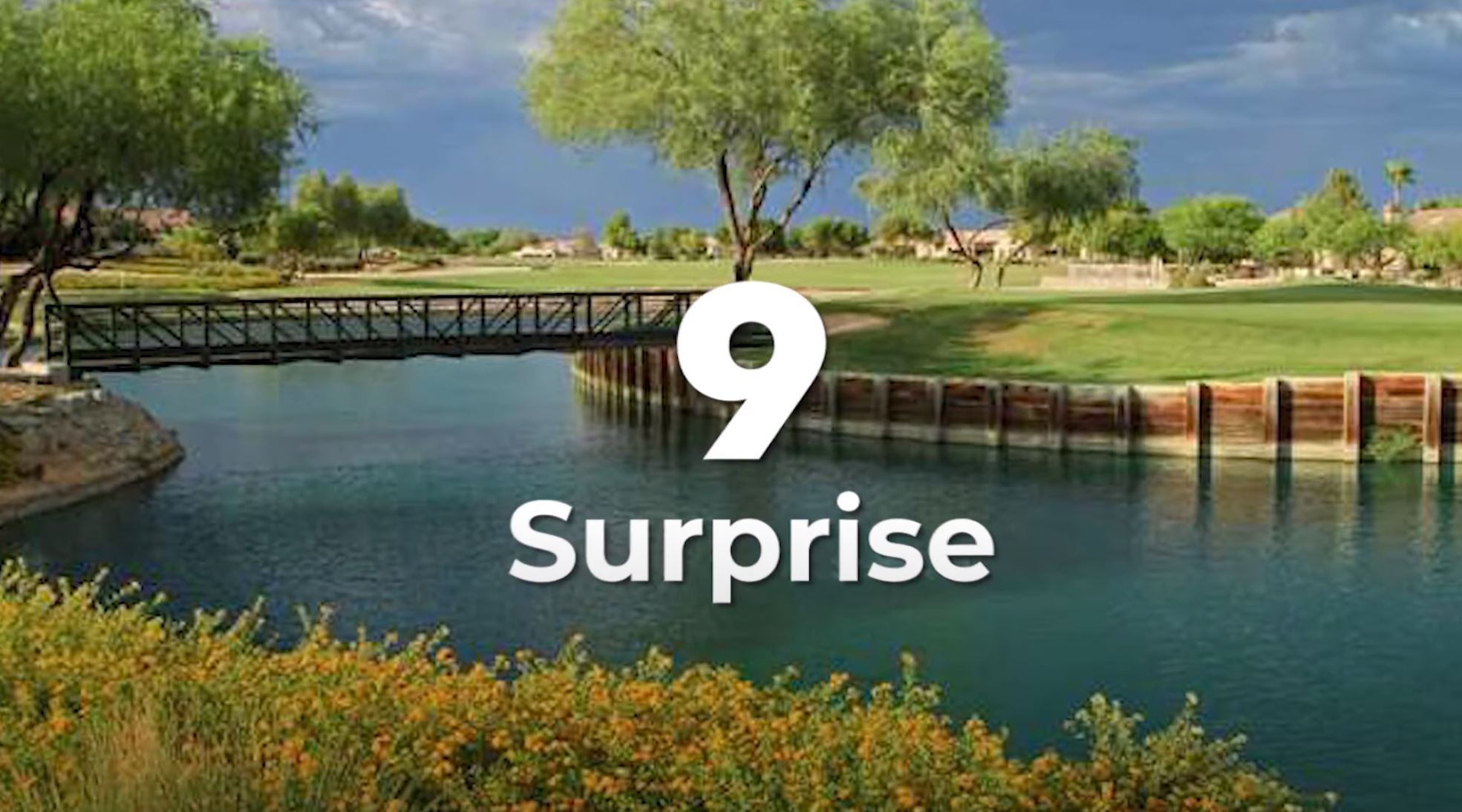 Surprise, AZ, Best Places to Live in Arizona, Living in Phoenix real estate
