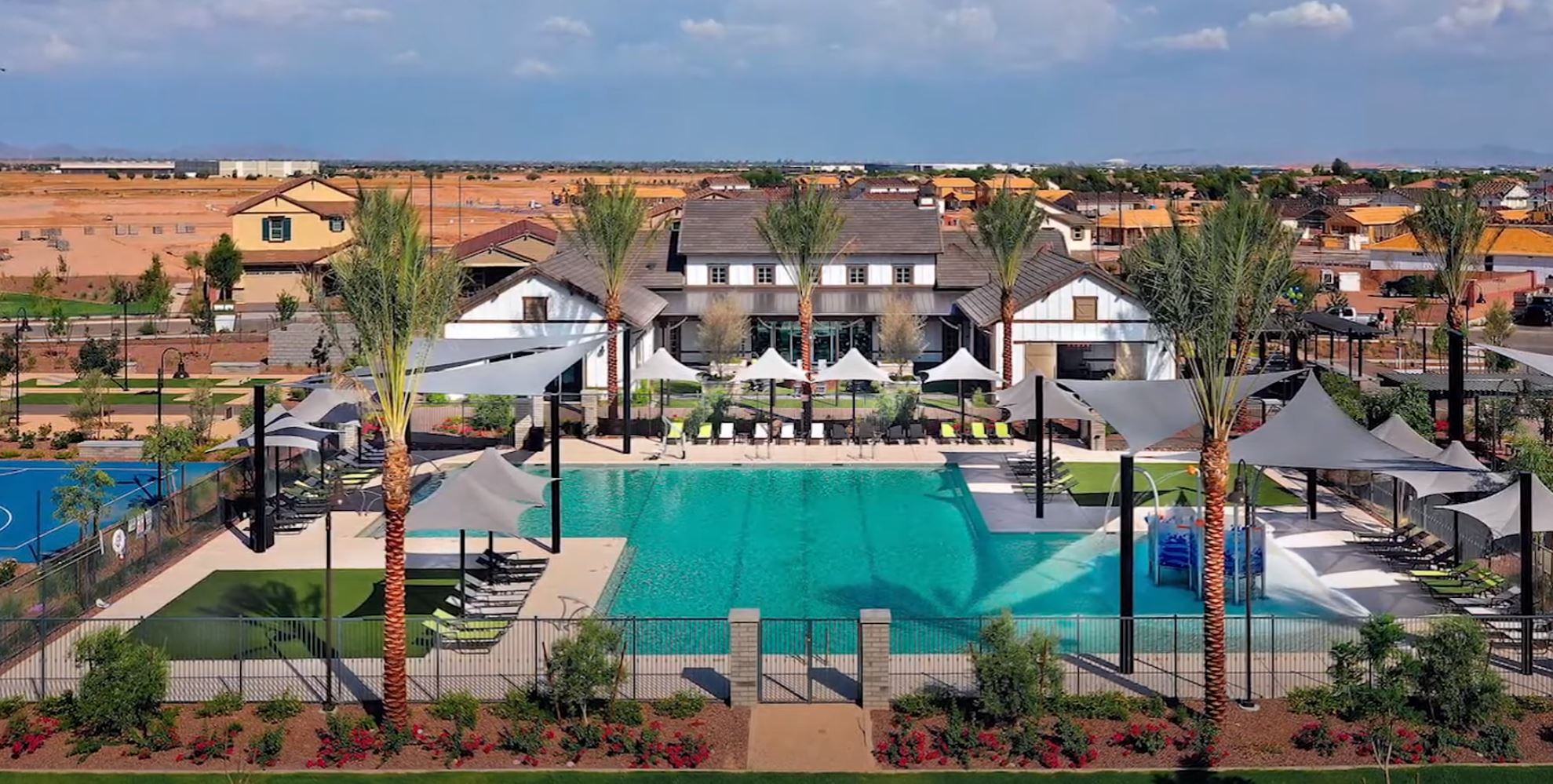Surprise, AZ large pool, Best Places to Live in Arizona, Living in Phoenix real estate