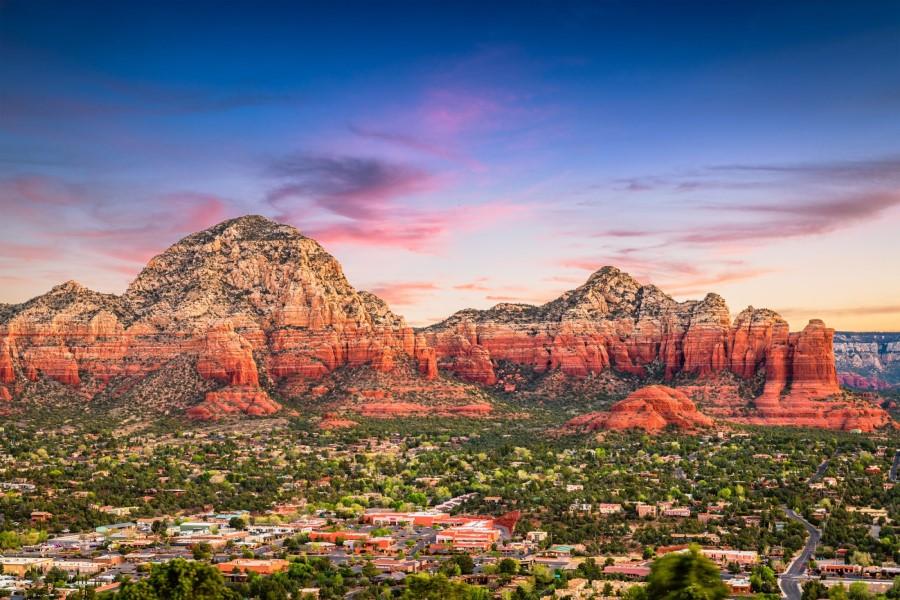 colorful Arizona at dusk, Living in Phoenix vs Florida, Living in Phoenix real estate (15)