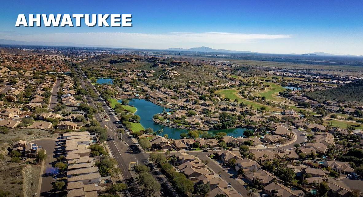 Ahwatukee neighborhood of Phoenix, Best neighborhoods in Phoenix Arizona, Living in Phoenix AZ real estate
