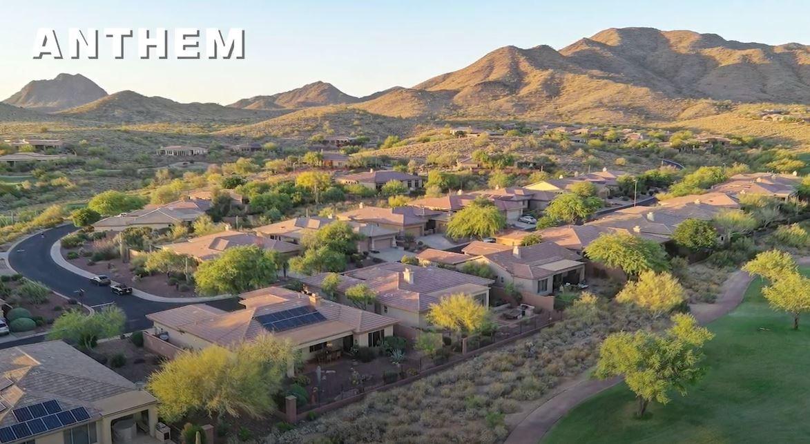 Anthem neighborhood of Phoenix, Best neighborhoods in Phoenix Arizona, Living in Phoenix AZ real estate