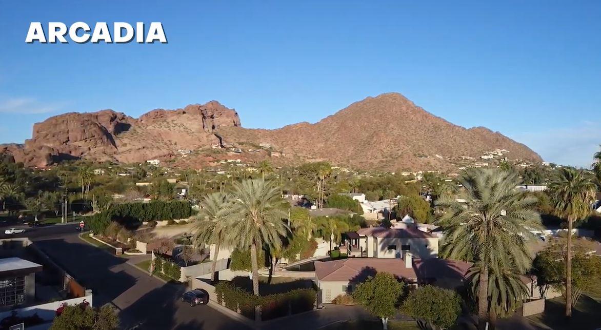 Arcadia Phoenix, Best neighborhoods in Phoenix Arizona, Living in Phoenix AZ real estate