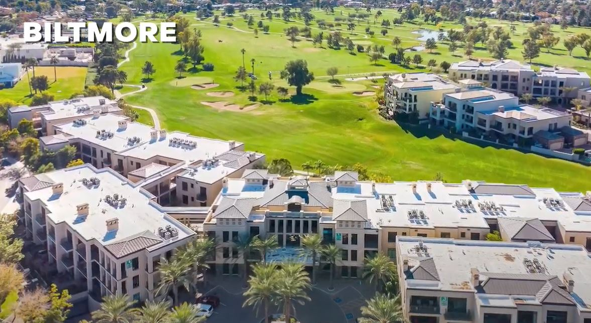 Biltmore neighborhood of Phoenix, Best neighborhoods in Phoenix Arizona, Living in Phoenix AZ real estate