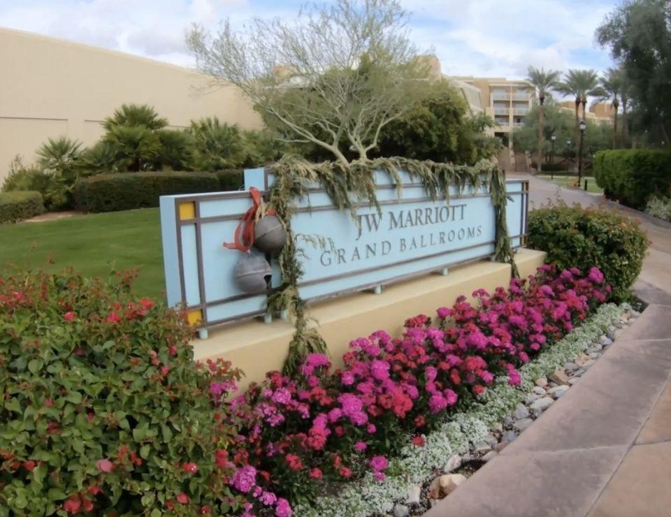 Desert Ridge JW Marriot, Living in Phoenix Arizona