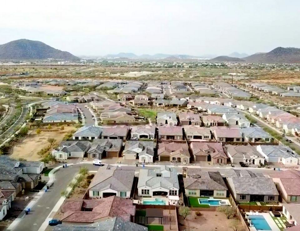 Desert Ridge neighborhood, Living in Phoenix Arizona