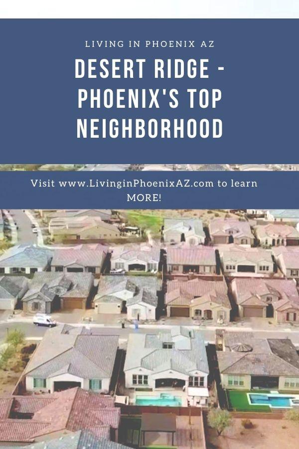 Desert Ridge neighborhood of Phoenix (2)