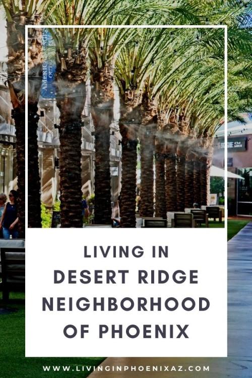 Desert Ridge neighborhood of Phoenix (4)