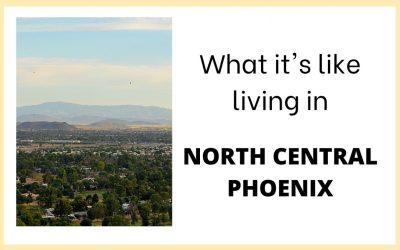 North Central Phoenix, Arizona