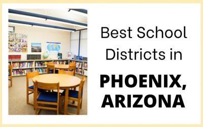 Best Schools Districts in Phoenix, Arizona