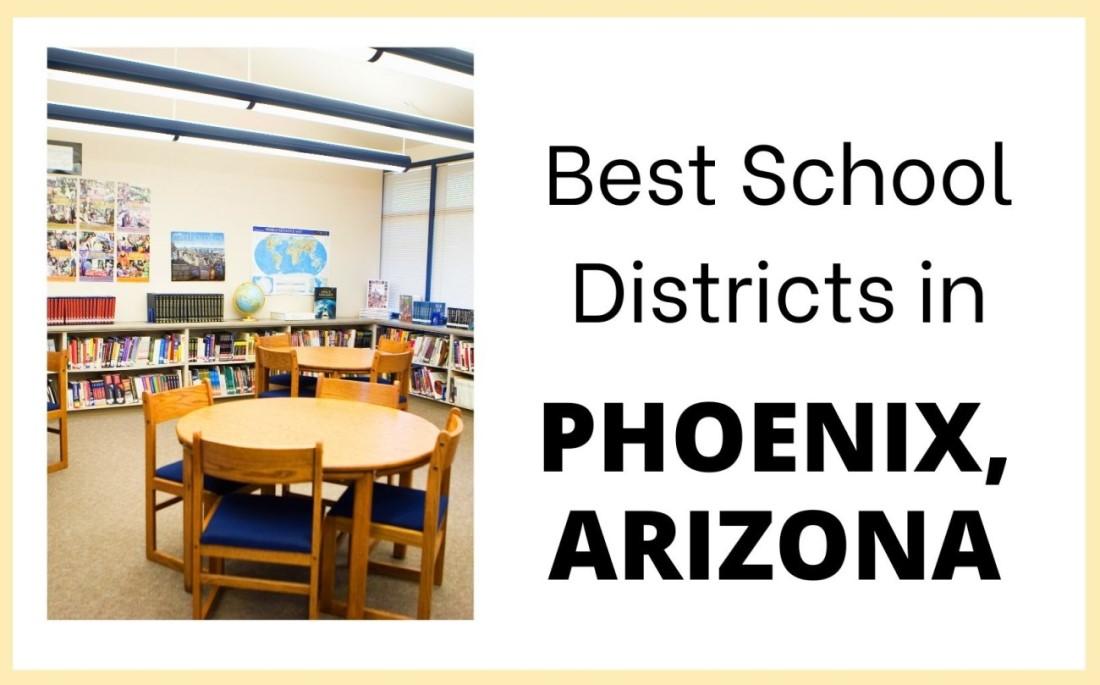 Best school districts in Phoenix Arizona feature img