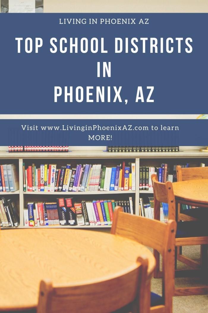 best school districts in Phoenix Arizona, Living in Phoenix real estate (2)
