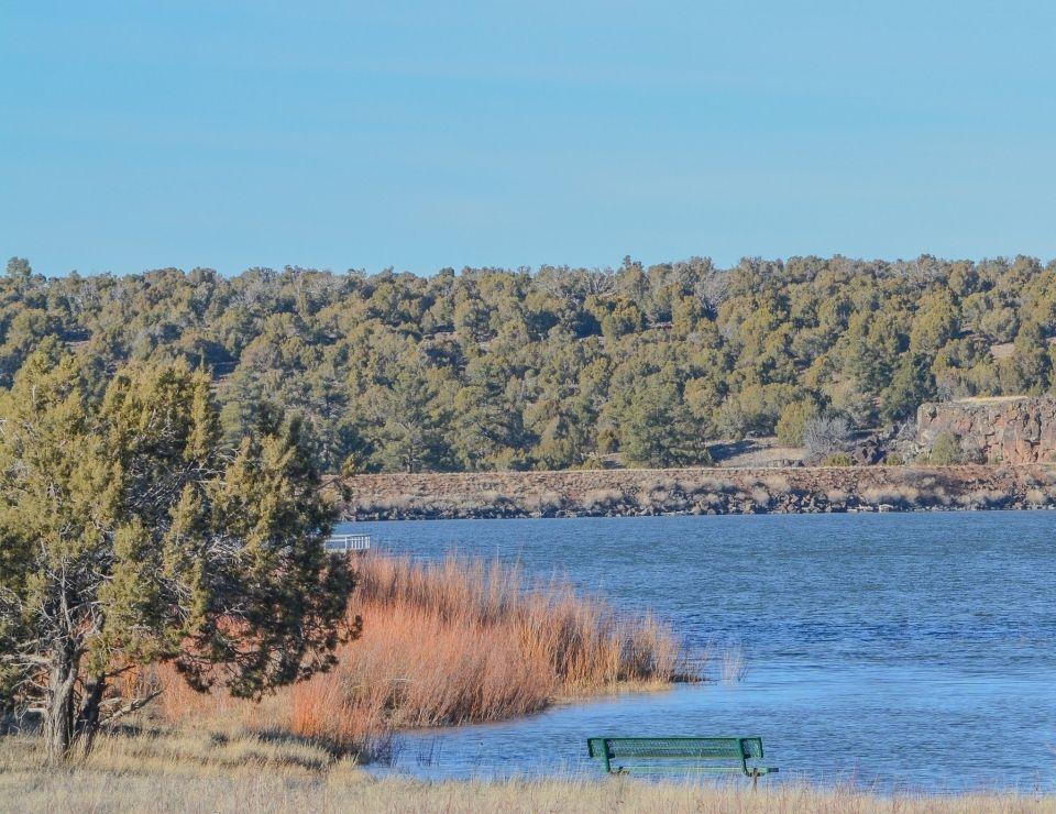 lake in Show Low Arizona, Flagstaff vs Show Low Arizona