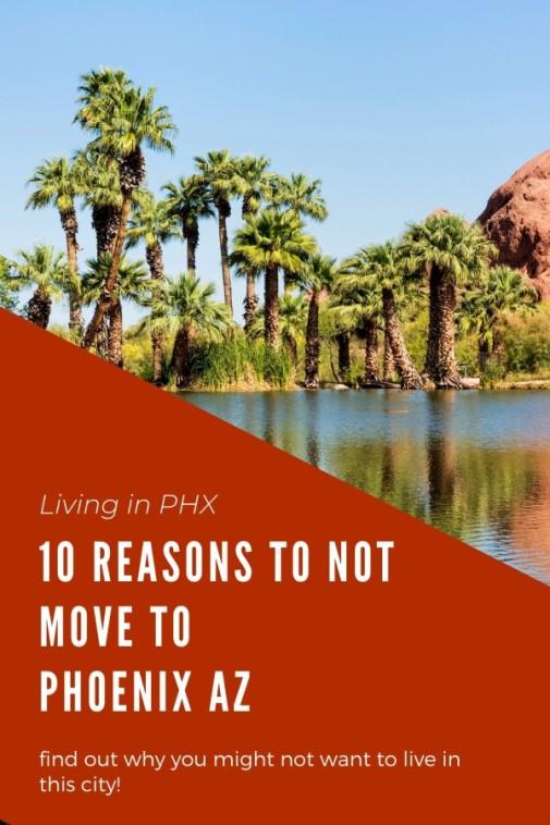 10 Reasons NOT to move to Phoenix, Arizona (6)
