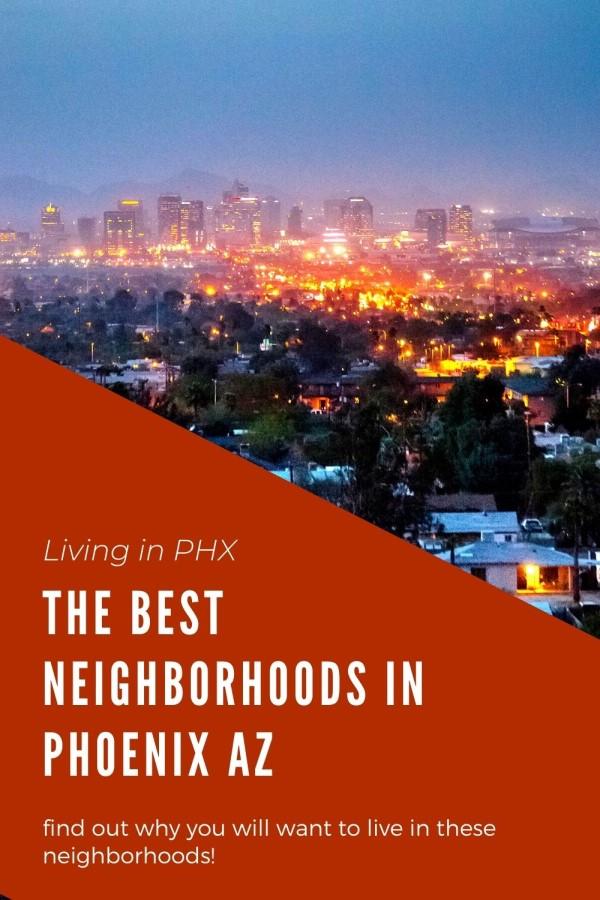 Best Suburbs to move to in Phoenix, Arizona (7)