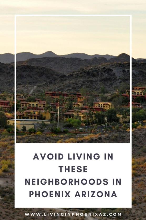 5 Worst Neighborhoods to live in Phoenix, Arizona (2)