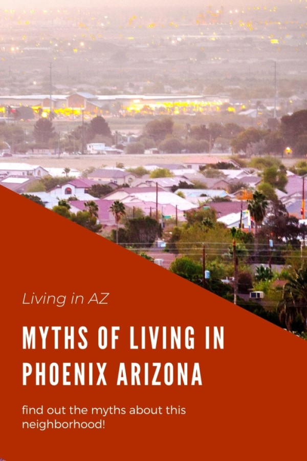 Myths of living in Phoenix (7)