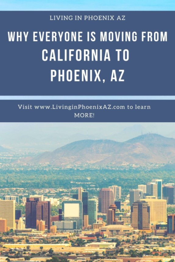 Reasons why everyone is moving from CA to Phoenix (1)
