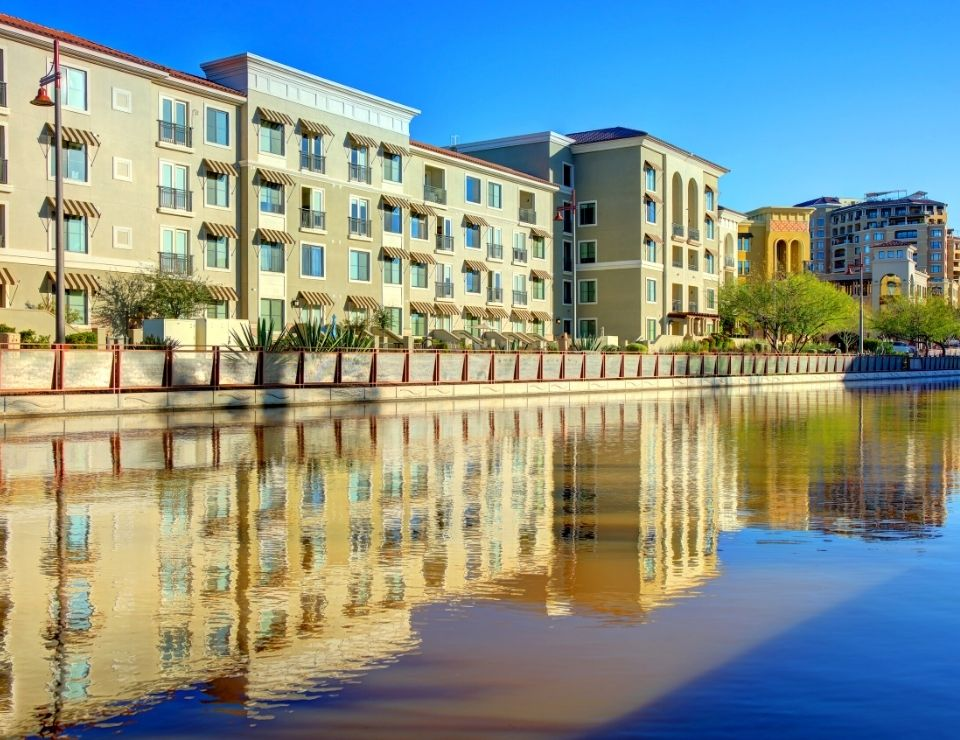 Scottsdale condos on the water, Where to live in Scottsdale, Arizona 5 Areas in Scottsdale to live in