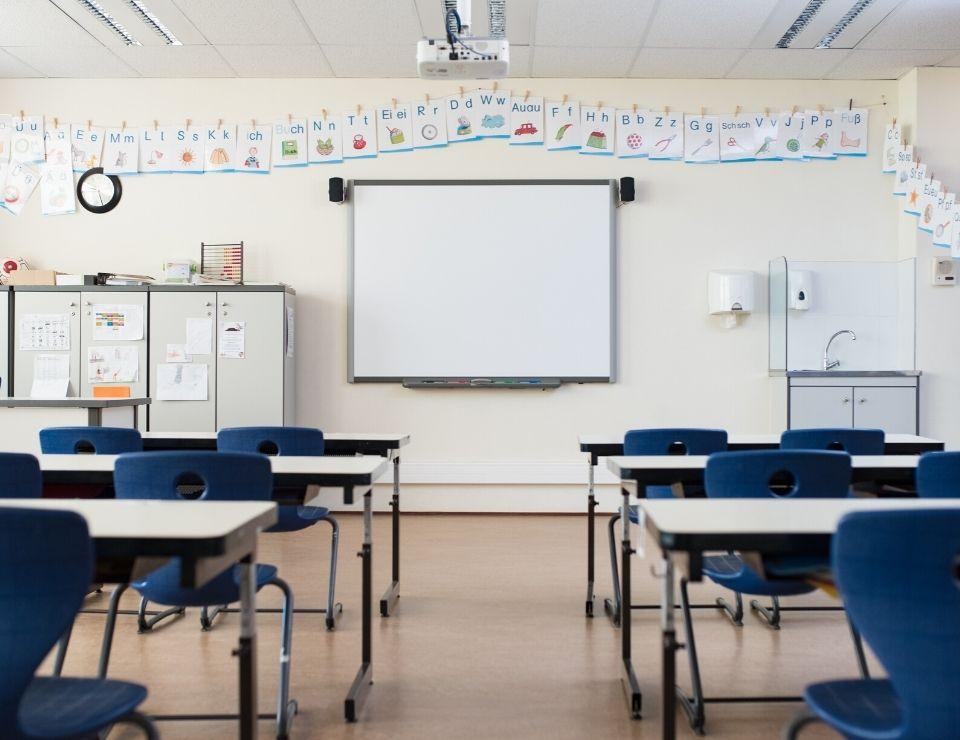 Classroom for schools in Chandler AZ, Living in Scottsdale vs Chandler Arizona