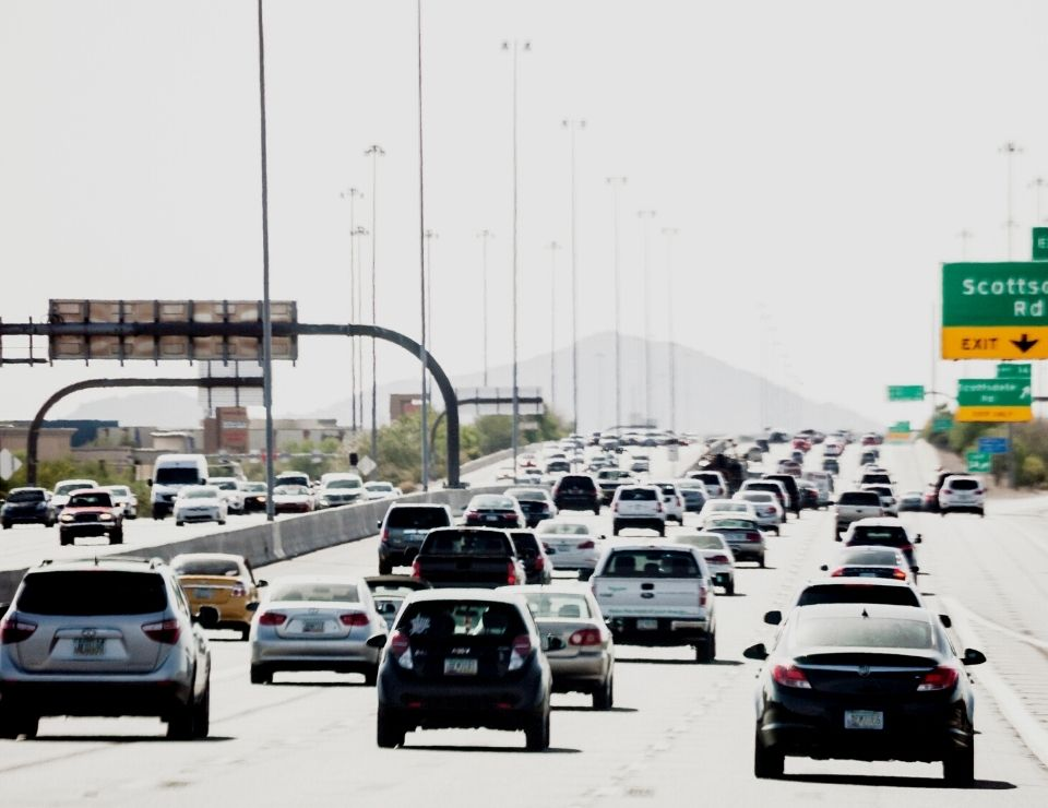 Gilbert AZ traffic, Pros and Cons of Living in Gilbert, Arizona (1)