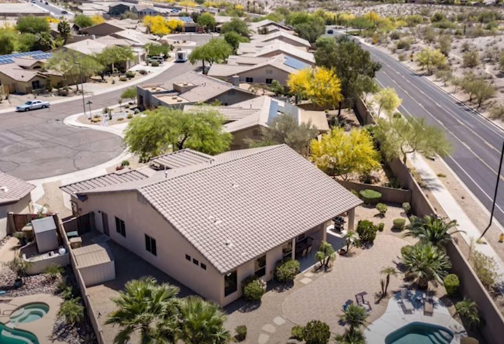 Goodyear, AZ home, Best family friendly Phoenix neighborhoods, Living in Phoenix real estate
