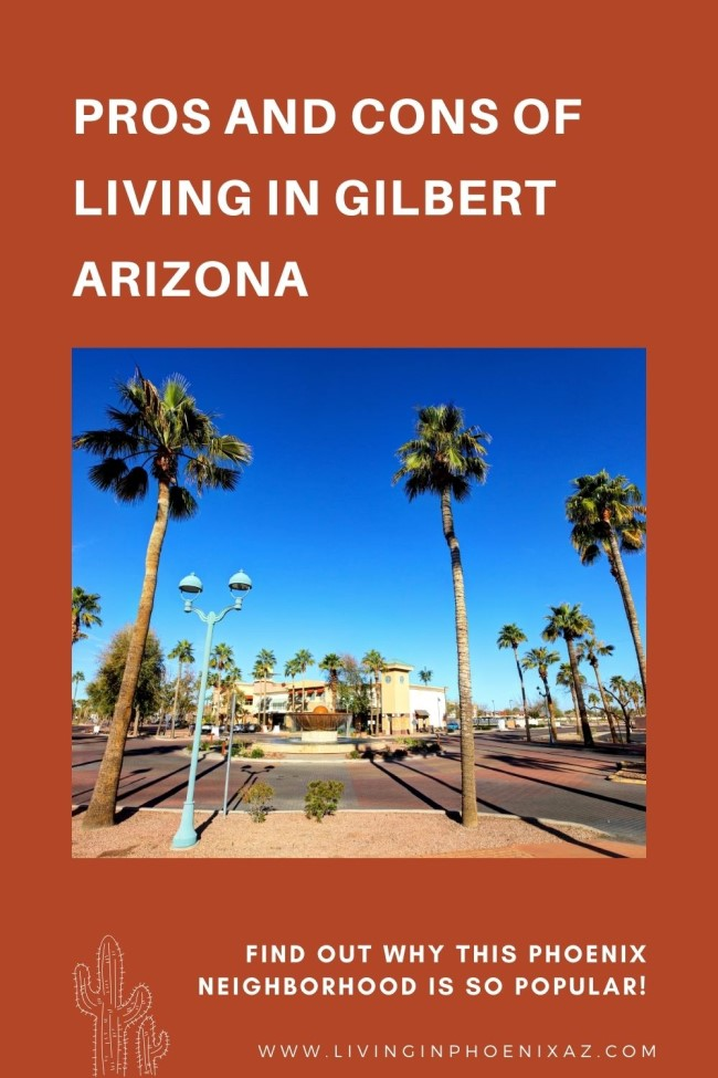 Pros and Cons of Living in Gilbert, Arizona (4)
