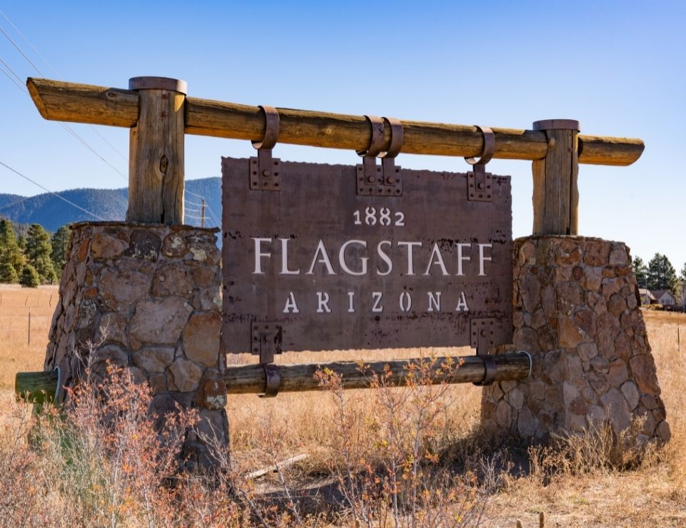 sign of Flagstaff Arizona, Challenges when buying a home in Flagstaff, Az