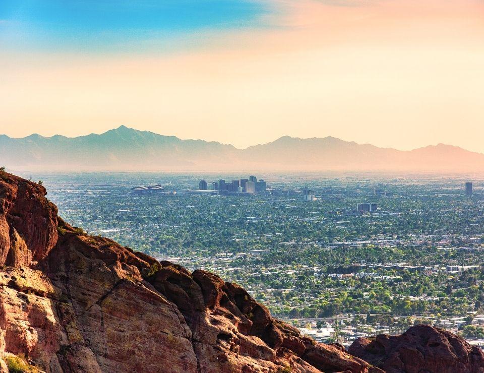 view of Phoenix AZ, 5 Reasons to Move to Ahwatukee Arizona (1)
