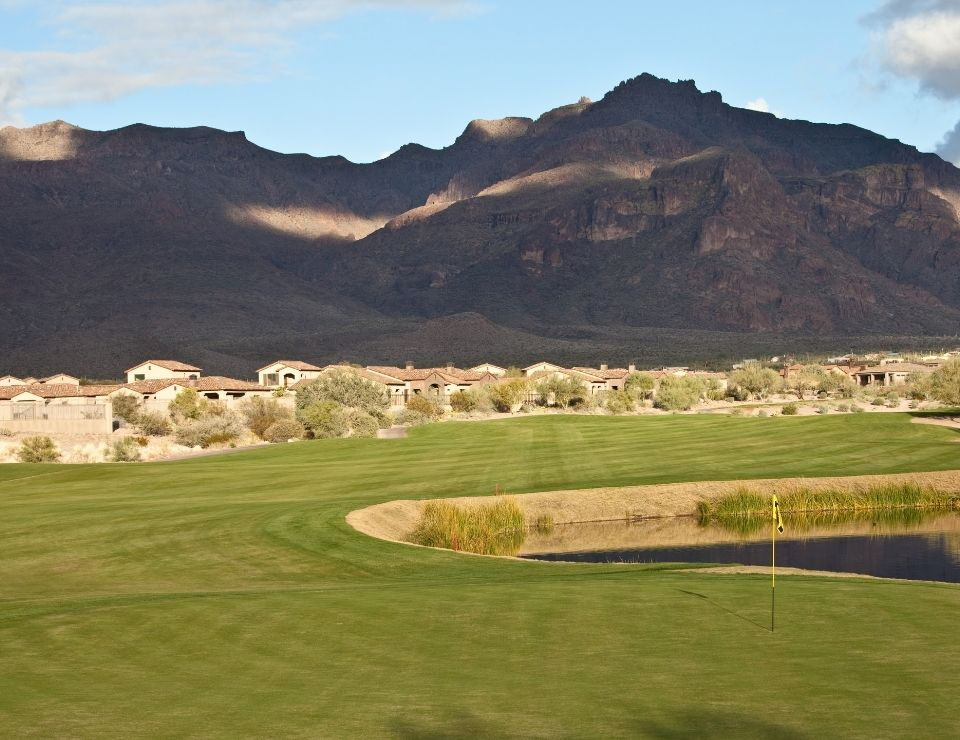 Golf Course Things to do in PHX, Living in Phoenix versus Austin