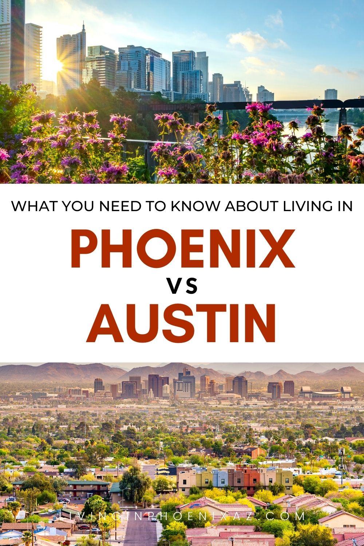 Living in PHX vs Austin pins (2)