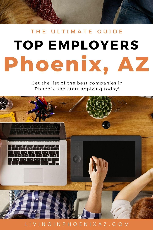 Top Employers in Phoenix Arizona pins (1)