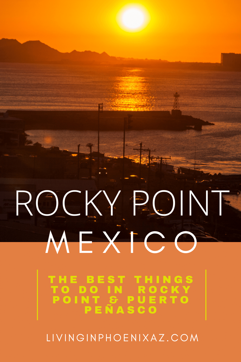 Traveling to Rocky Point, Mexico pins (1)