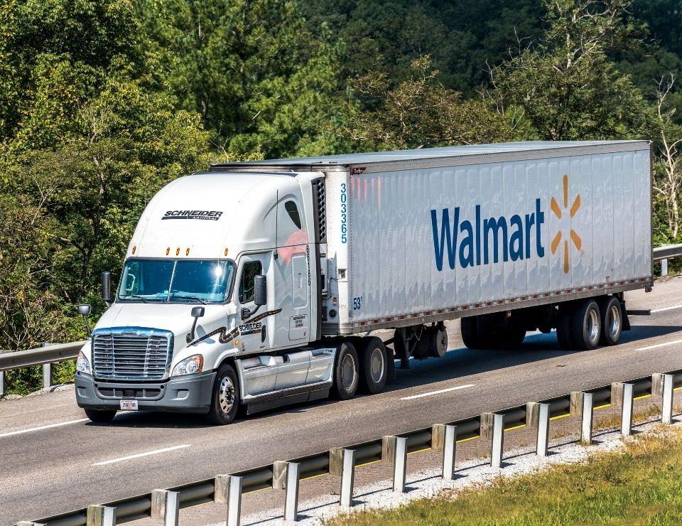 Walmart truck, Top Employers in Phoenix Arizona (4)